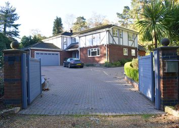 Thumbnail 4 bed detached house for sale in Windmill Lane, Avon Castle, Ringwood