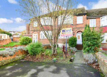Thumbnail 3 bed terraced house for sale in Cordelia Crescent, Rochester, Kent