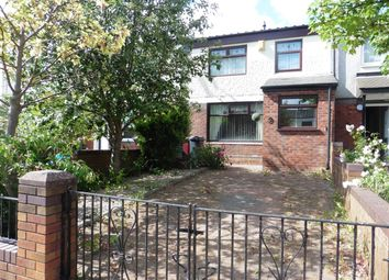 Thumbnail 3 bed terraced house for sale in Exeley, Whiston, Prescot