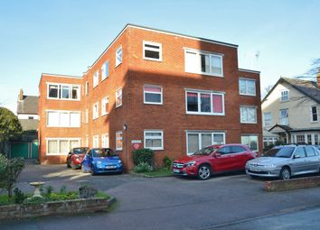 Thumbnail 2 bed flat for sale in Brownlow Road, Felixstowe