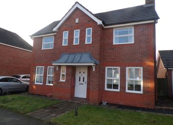 Thumbnail 3 bed detached house to rent in Rowan Close, Sutton Coldfield