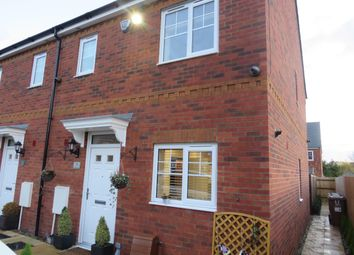 Thumbnail 3 bed semi-detached house to rent in Pattens Close, Whittlesey, Peterborough