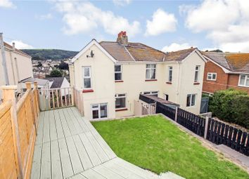 Thumbnail 3 bedroom semi-detached house to rent in Marlborough Park, Ilfracombe