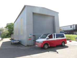 Thumbnail Light industrial to let in Oundle Marina, Oundle