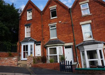 Thumbnail 4 bed terraced house to rent in Arboretum Avenue, Lincoln