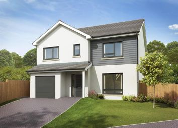 Thumbnail 4 bed detached house for sale in The Willows, Lonan, Laxey