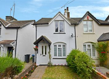Thumbnail 2 bed semi-detached house to rent in Station Cottages, Station Road, Kenley