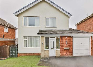 Thumbnail 3 bed detached house for sale in Goodshaw Close, Blackburn