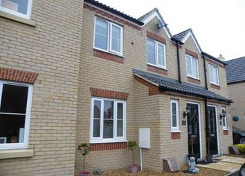 Thumbnail 3 bed terraced house to rent in Bath Close, Bourne