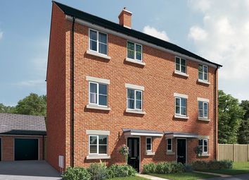 "Thumbnail 4 bed semi-detached house for sale in ""The Burnet"" at Station Approach, Westbury"