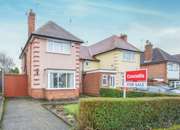 Thumbnail 3 bed semi-detached house for sale in Cardinals Walk, Off Scraptoft Lane, Leicester