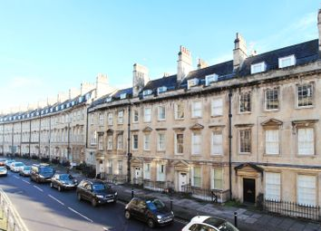 Thumbnail 1 bedroom flat for sale in Bladud Buildings, Bath