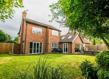 Thumbnail 4 bed detached house for sale in Ladywood Road, Hertford, Herts
