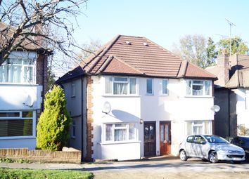 Thumbnail 2 bed flat to rent in Deepdeene Court, Winchmore Hill