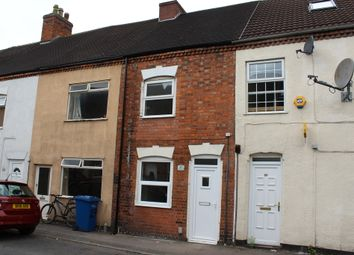 Thumbnail 3 bed end terrace house for sale in Cross Street, Kettlebrook, Tamworth