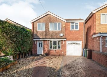 Thumbnail 4 bed detached house for sale in Wood Lane, Hednesford, Cannock, Staffordshire