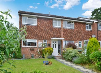 Thumbnail 3 bed semi-detached house to rent in Oakfields Close, Ecchinswell, Newbury