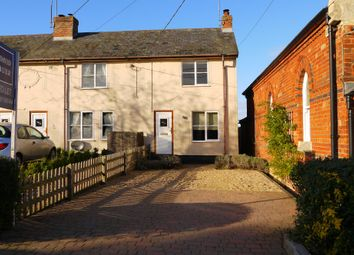 Thumbnail 1 bed cottage to rent in Bulmer, Sudbury, Suffolk