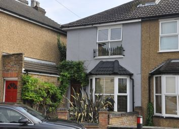 Thumbnail 2 bed semi-detached house to rent in Laleham Road, Staines