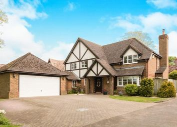 Thumbnail 5 bedroom detached house for sale in Kempshott Lane, Basingstoke, Hampshire