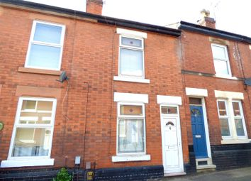 Thumbnail 3 bedroom terraced house for sale in Peach Street, Derby