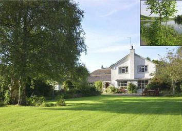 Thumbnail 4 bedroom detached house for sale in Great Urswick, Ulverston, Cumbria