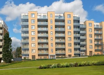 Thumbnail 2 bed flat for sale in Ridding Lane, Greenford