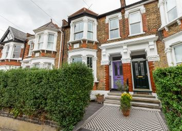 Thumbnail 3 bed terraced house for sale in Ulverston Road, London