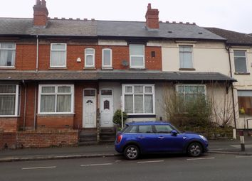 Thumbnail 2 bed terraced house for sale in Warwick Road, Tyseley, Birmingham