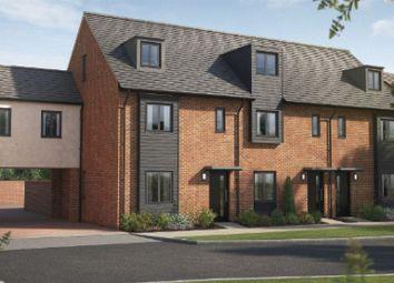 Thumbnail 3 bedroom terraced house for sale in Webbs Meadow, Lawley, Telford