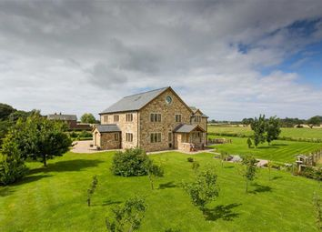 Thumbnail 6 bed detached house for sale in Catterall Lane, Catterall, Preston