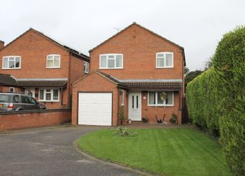 Thumbnail 4 bed detached house for sale in Northcote Walk, Atherstone