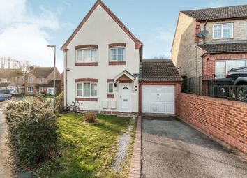 Thumbnail 3 bed detached house for sale in Canterbury Close, Ivybridge