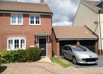 Thumbnail 3 bed semi-detached house to rent in Selwood Close, Swindon