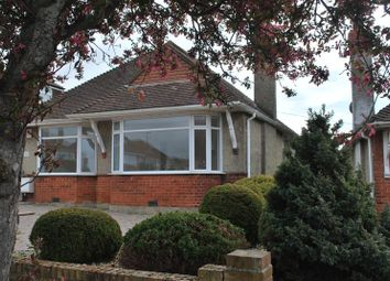 Thumbnail 3 bed detached bungalow to rent in Hillside, Southwick, Brighton
