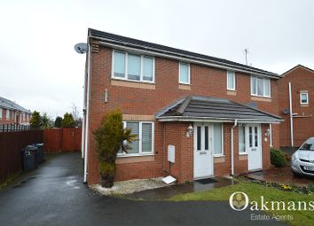Thumbnail 3 bed property to rent in Wychbury Road, Birmingham, West Midlands.