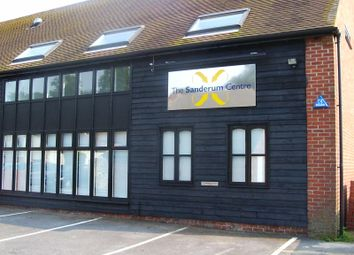 Thumbnail Office to let in Sanderum Centre, 30A Upper High Street, Thame, Oxon.