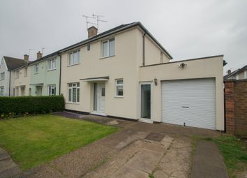 Thumbnail 3 bed end terrace house for sale in Glenloch Drive, The Clifton, Nottingham