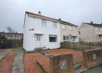 Thumbnail 2 bed property for sale in 36 Bryce Avenue, Logan, Cumnock