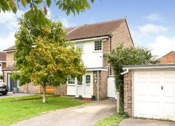 Thumbnail 3 bed semi-detached house for sale in Redwood Close, Longwell Green, Bristol, Gloucestershire