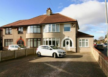 Thumbnail 5 bed semi-detached house for sale in Slyne Road, Bolton Le Sands, Carnforth