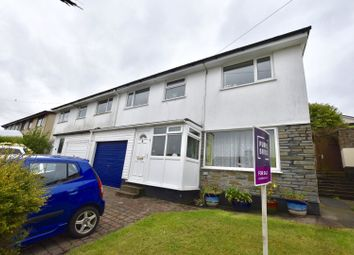 Thumbnail 3 bed semi-detached house for sale in Tregonning View, Porthleven