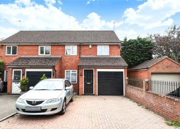 Thumbnail 3 bed end terrace house for sale in Silk Mill Road, Watford