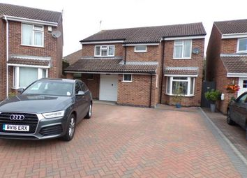 Thumbnail 4 bed detached house for sale in The Leys, Barton Green, Nottingham, Nottinghamshire