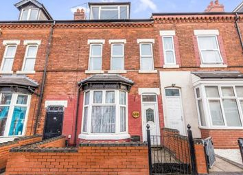 Thumbnail 4 bedroom terraced house for sale in Rotton Park Road, Birmingham, West Midlands