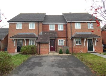 Thumbnail 2 bed terraced house to rent in Bonnewe Rise, Amesbury, Wiltshire