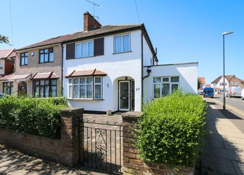 Thumbnail 3 bed semi-detached house for sale in Westfield Drive, Kenton, Harrow