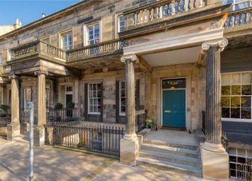 Thumbnail 6 bed terraced house for sale in 13 Brunswick Street, New Town, Edinburgh