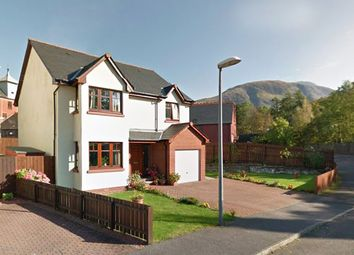 Thumbnail 4 bed detached house for sale in Glenlochy Road, Fort William