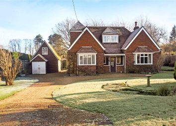 Thumbnail 4 bed detached house for sale in Wonham Way, Gomshall, Guildford, Surrey